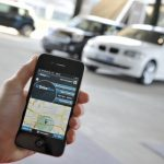 DriveNow whrend der Cebit in Hannover