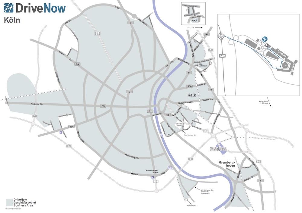 DriveNow-Koeln-Geschaeftsgebiet