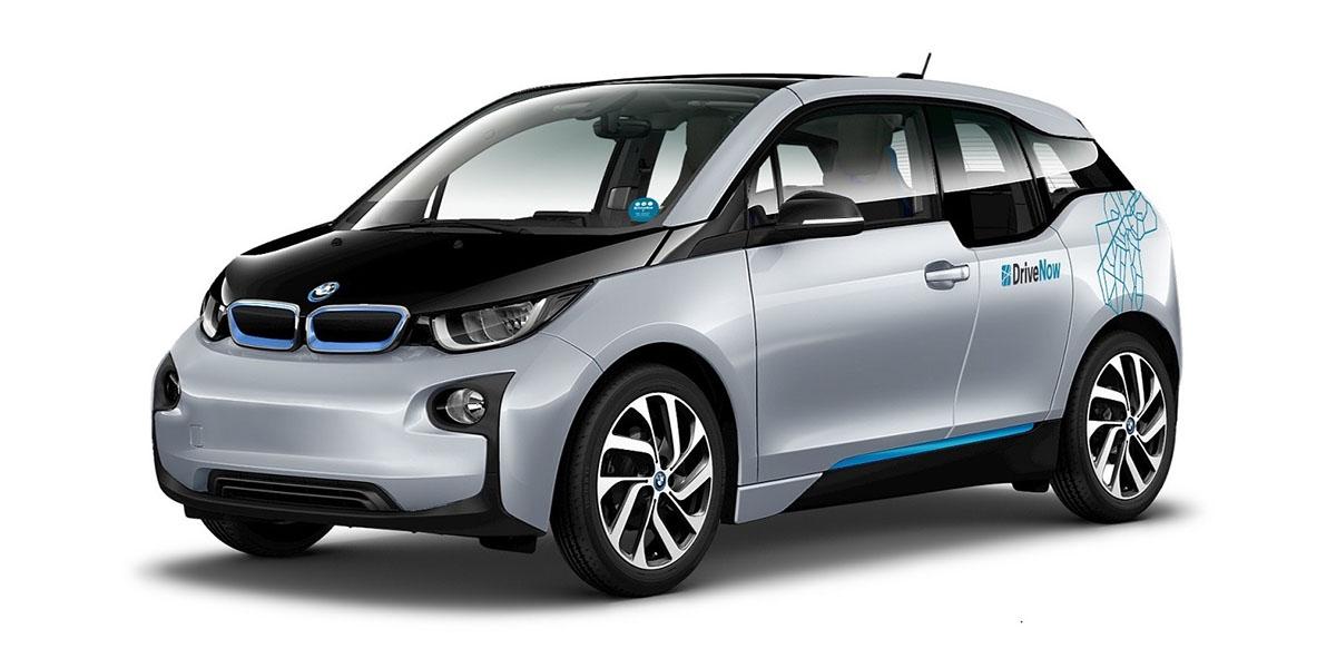 BMW 2er Active von DriveNow